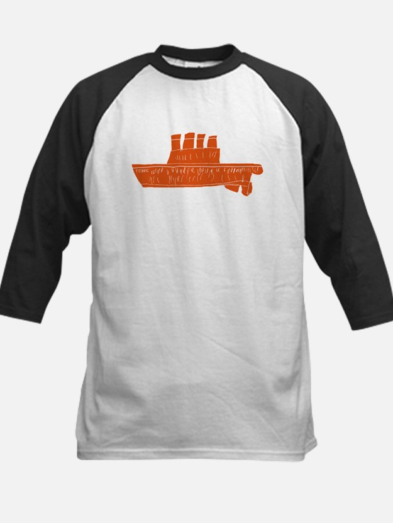Titanic/Hindenburg Baseball Jersey