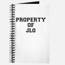 Property of JLO Journal