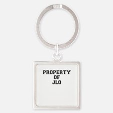 Property of JLO Keychains