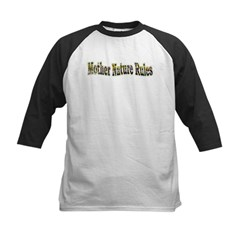 Mother Nature Rules Tee