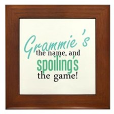 Grammie's the Name, and Spoiling's the Game! Frame