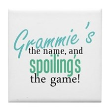 Grammie's the Name, and Spoiling's the Game! Tile