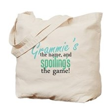 Grammie's the Name, and Spoiling's the Game! Tote