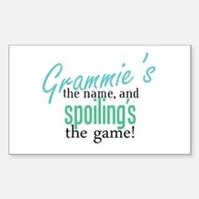 Grammie's the Name, and Spoiling's the Game! Stick