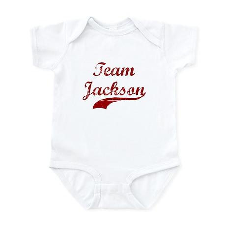 TEAM JACKSON SHIRT JACKSON FA Infant Bodysuit