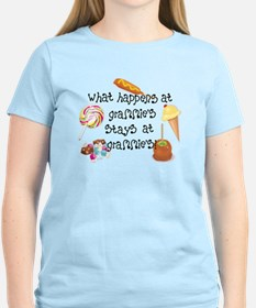 What Happens at Grammie's... T-Shirt