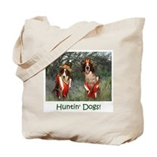 Huntin' Dogs - Tote Bag