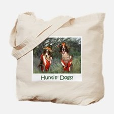 Huntin' Dogs - Tote Bag