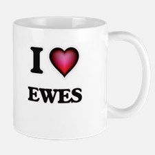 I love EWES Mugs