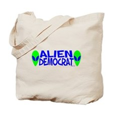 Aliens For Tote Bag