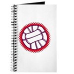 VOLLEYBALL PLAYER Journal