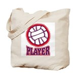 VOLLEYBALL PLAYER Tote Bag