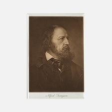 Tennyson Rectangle Magnet