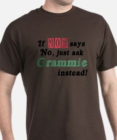 Just Ask Grammie! T-Shirt