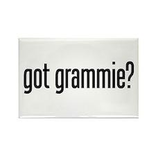 got grammie? Rectangle Magnet