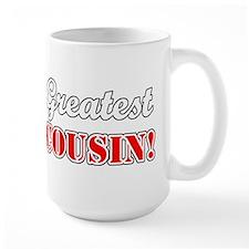 World's Greatest Second Cousin Mug