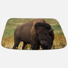 American Bison Bathmat