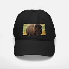 American Bison Baseball Hat