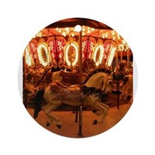 carousel Ornament (Round)