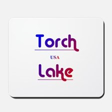 Torch Lake Mousepad