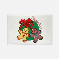 Gingeriffic! Rectangle Magnet (100 pack)