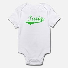 Tariq Vintage (Green) Infant Bodysuit