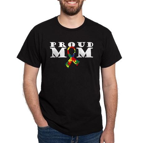 Proud Mom Dark T-Shirt
