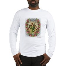 Angels and Roses Long Sleeve T-Shirt