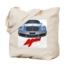 Speed Thrills Tote Bag