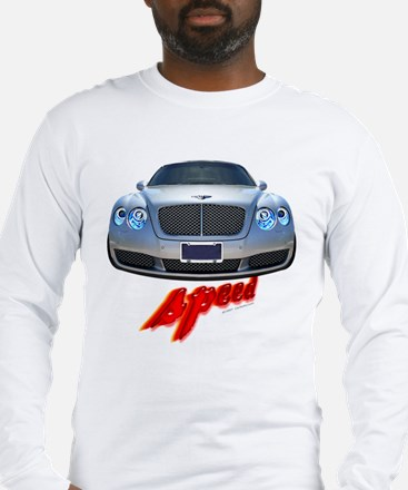 Bentley/Speed Thrills Long Sleeve T-Shirt