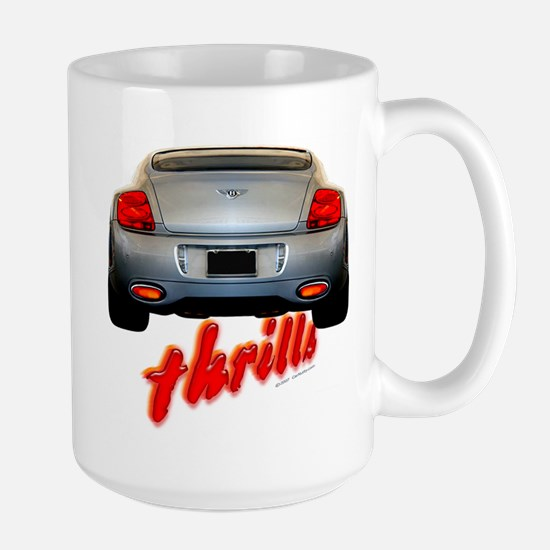 Bentley 'Thrills' Large Mug