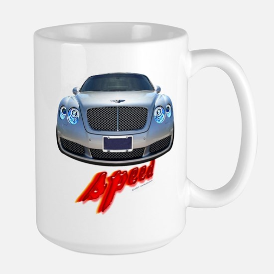 Bentley 'Speed' Large Mug