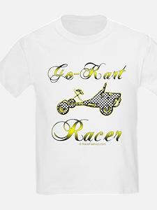 Go-Kart Racer T-Shirt
