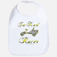 Go-Kart Racer Bib
