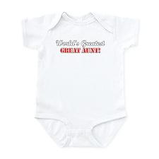 World's Greatest Great Aunt Infant Bodysuit