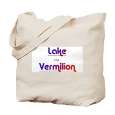 Lake Vermilion Tote Bag