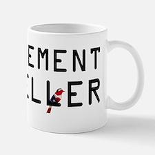 Basement Dweller - Bernie Bird Mugs