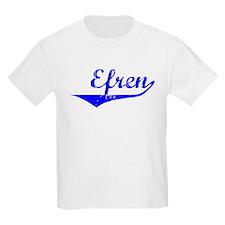 Efren Vintage (Blue) T-Shirt