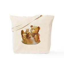 Basket Buddies Tote Bag