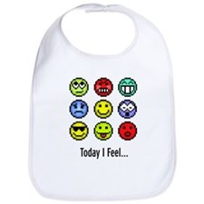 Today I Feel... Bib