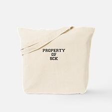 Property of SCK Tote Bag
