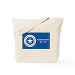 Denton County Flag Tote Bag