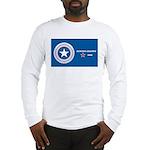 Denton County Flag Long Sleeve T-Shirt