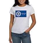 Denton County Flag Women's T-Shirt