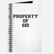 Property of SID Journal