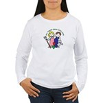 All Thing Grow with Love Women's Long Sleeve T-Shi