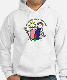 All Thing Grow with Love Hoodie