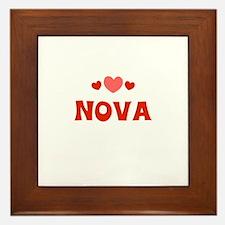 Nova Framed Tile
