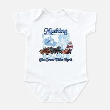 Mushing Canada Infant Bodysuit