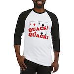 Duces (Ducks) Poker Baseball Jersey